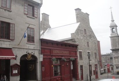 Maison Pierre du Calvet, restaurant Filles du Roy