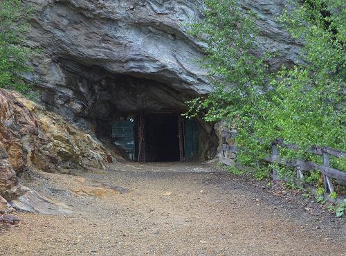 Mine Capelton