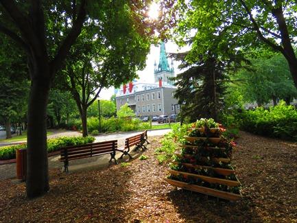 Parc de la Cathédrale de Trois-Rivières
