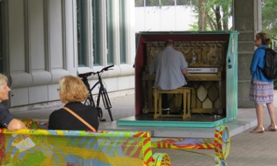 Piano à Trois-Rivières