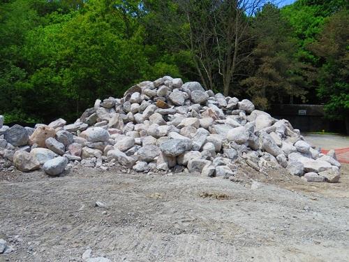 Carrière de pierres