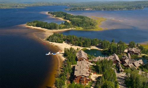 Lac Taureau