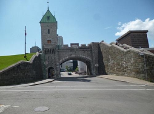 Porte Kent, Québec