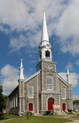 Église de Saint-Gervais