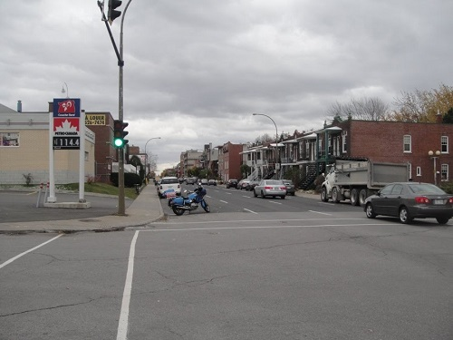 Rue Iberville