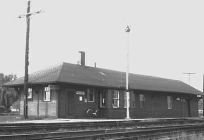 Gare de Delson
