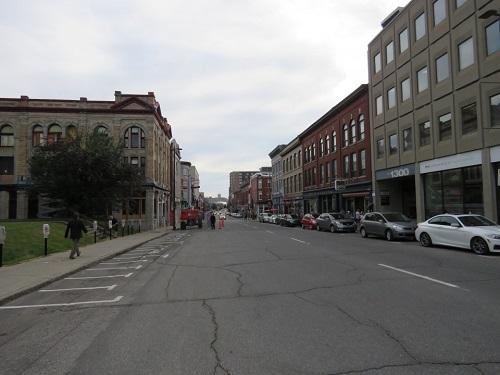 Rue Notre-Dame - Trois-Rivières
