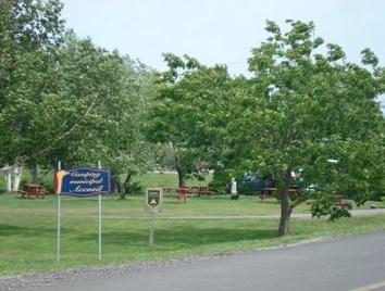 Camping de l'Isle
