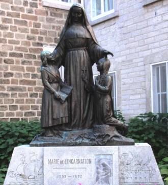 Marie d'Incarnation