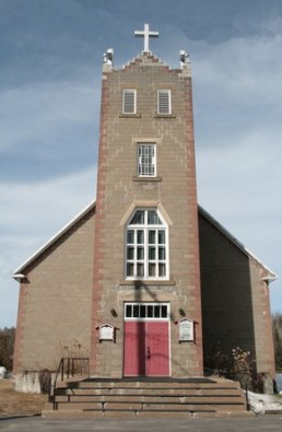 Église de Saint-Émile-de-Suffolk