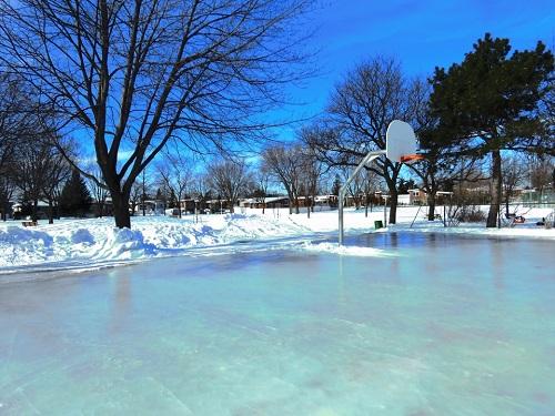 Québec, sports en hiver