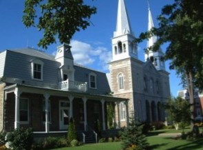église de st-louis de gonzague