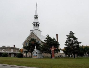 Église de Ste-Justine de Newton