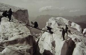 Des glaciers et des hommes