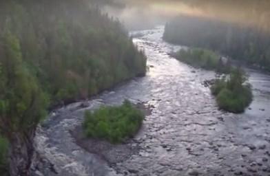 rivière godbout