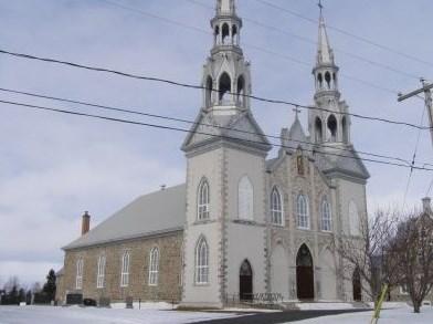 église de yamaska