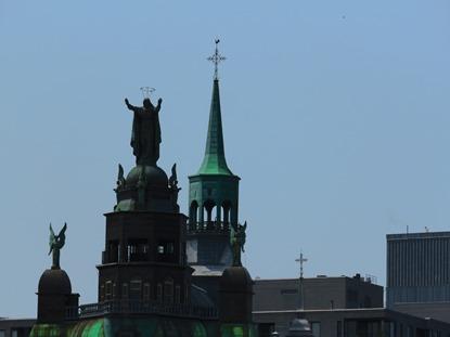 Vierge de la Chapelle Bonsecours