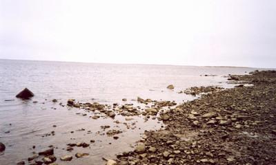 littoral de Baie James