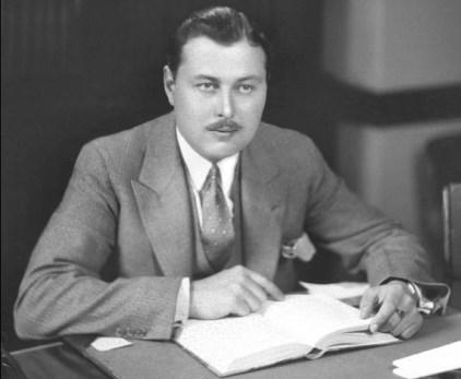 Paul Sauvé en 1938