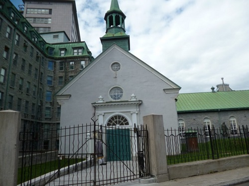 Hôtel-Dieu, chapelle