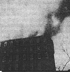 Incendie à Joliette en 1925