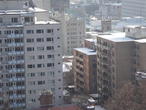 Montréal en février
