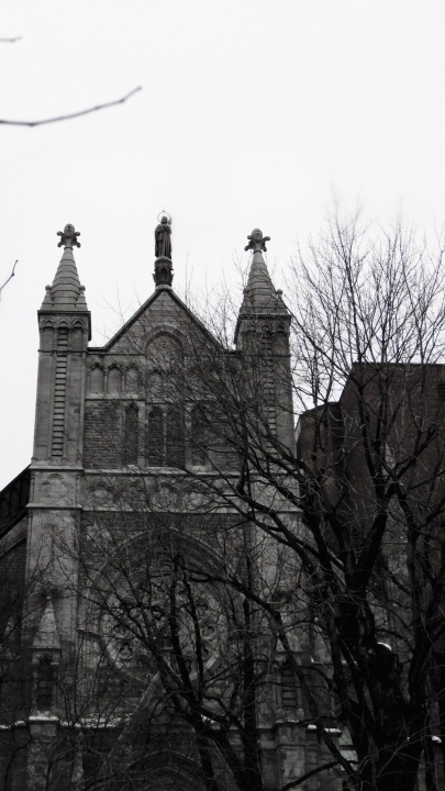 Église de Montréal