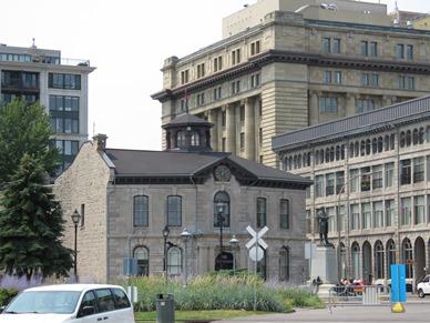 Vieille Douane de Montréal