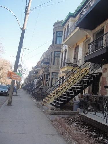 Escaliers St-Henri