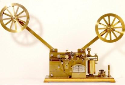 Appareil telegraphique