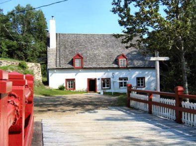 Moulin des Éboulements