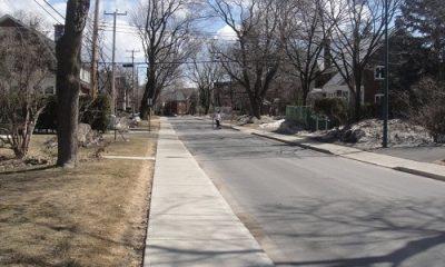 rue de la ville de Mont-Royal