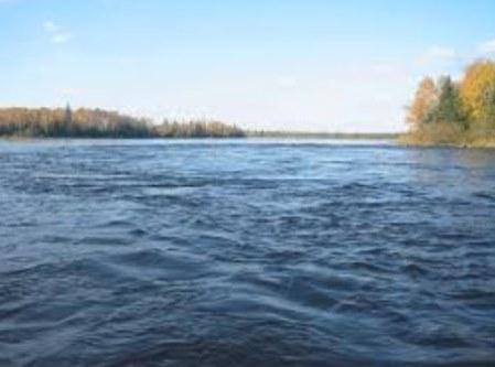 Lac ou réservoir Decelles