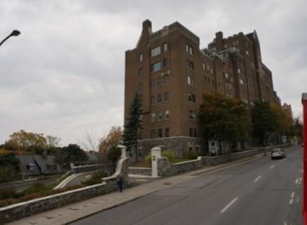 Bloc d'appartements