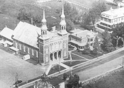 Église de Saint-Stanislas