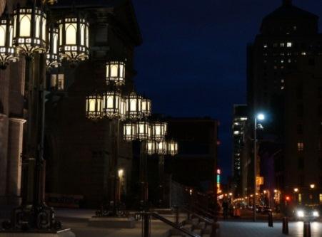 rue Notre Dame de Montréal