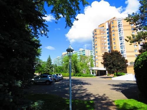Quartier résidentiel Paton