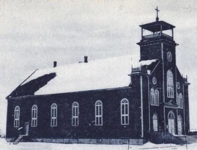 Église paroissiale de Manseau