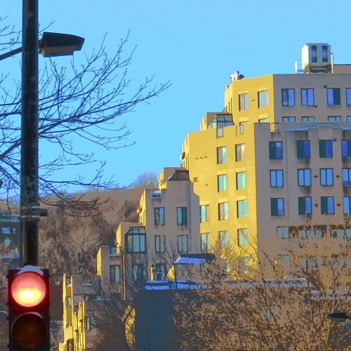 Montréal fin hiver