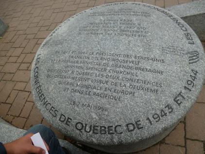 Conférences de Québec
