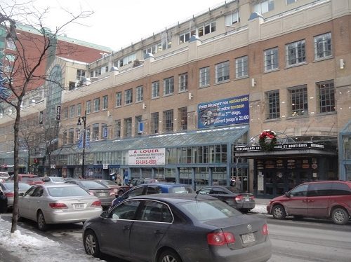 Faubourg Ste-Catherine