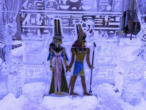 Figures égyptiennes