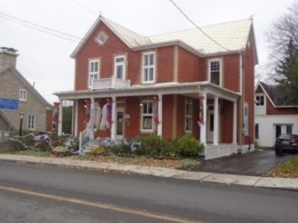 Maison type à Ste-Rose