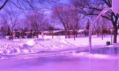 Québec en hiver