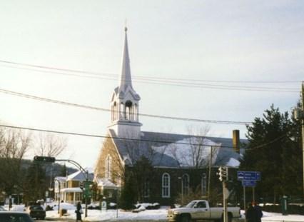 Église de Saint-Jovite