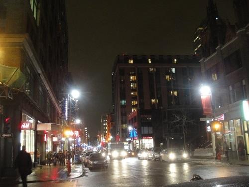 Janvier au Québec