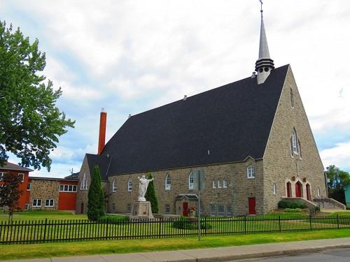 interculture, église