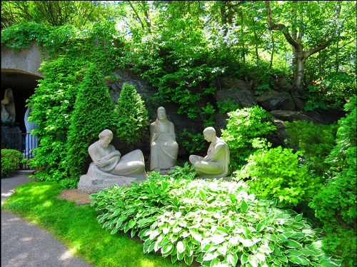 Jardin de la Croix