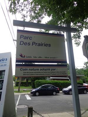parc des Prairies
