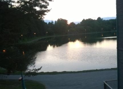 lac du centre